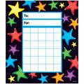 Gel Stars Incentive Pad, 36 Per Pack, 6 Packs