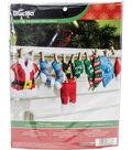 Santa\u0027s Laundry Garland Felt Applique Kit 27\u0022X5\u0022