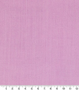 Specialty Cotton Poly/Cotton Blend Fabric-Peachskin Blue Daphne