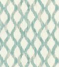 Kelly Ripa Multi-Purpose Decor Fabric 54\u0022-Floating Trellis Spa