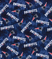 NFL New England Patriots Tie Dye Flannel, , hi-res