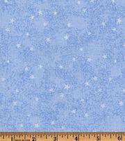 "Keepsake Calico Cotton Fabric 45""-Stars on Blue, , hi-res"