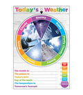Smart Poly Weather Smart Wheel 13\u0022x19\u0022 English 5pk