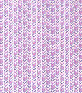 Keepsake Calico Cotton Fabric 43\u0022-Tonal Purple Arrow