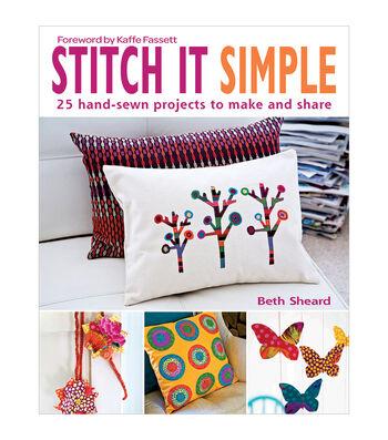 Stitch It Simple Book