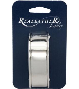 Realeather 1'' Metal Cuff Bracelet