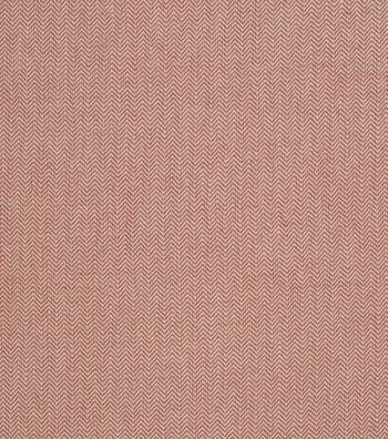 "Jaclyn Smith Multi-Purpose Decor Fabric 54""-Woodward/Redbud"