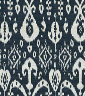 "Sunbrella Outdoor Fabric 54""-Santorini Navy"