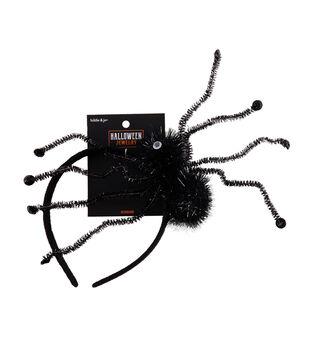 hildie & jo Halloween Jewelry Headband with Spider