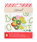 Sweet Sugarbelle Christmas Cookie Cutter Set-Deck the Halls