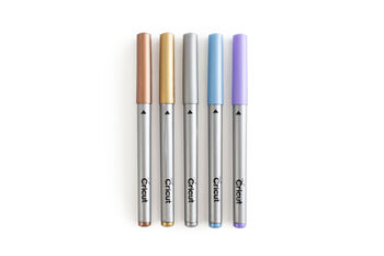 Cricut Color Metallic Medium Point Pen S