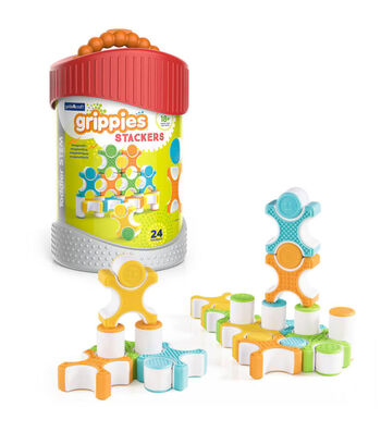 Grippies Stackers, 24-piece set