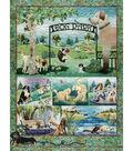 Jigsaw Puzzle 500 Pieces 24\u0022X18\u0022-Dog Park