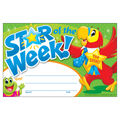 Trend Enterprises Inc. Playtime Pals Student of the Week Award, 30/Pack