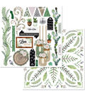 Garden Party Double-Sided Cardstock 12\u0022X12\u0022-Love Story