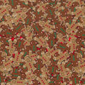 Holiday Cotton Fabric -Glitter Gingerbread