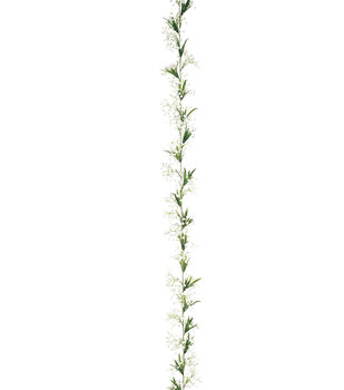 6' Gypsophila Garland  White