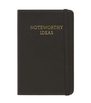 Park Lane Small Journal-Black Noteworthy