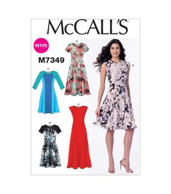 McCall's Misses Dress-M7349