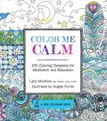 Adult Coloring Book-Race Point Publishing Color Me Calm