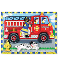 Melissa & Doug Fire Truck Chunky Puzzle