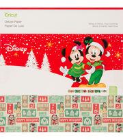 Cricut Deluxe Paper-Disney Mickey & Friends Cozy Christmas, , hi-res