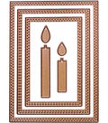 Gina K Designs 3 Nested Rectangle Dies-Small