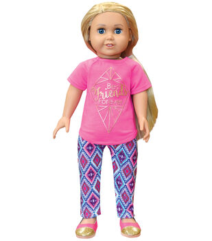 Springfield Collection Tee & Leggings-BFF