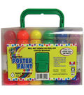 Crafty Dab 6 pk Washable Poster Paint Markers