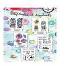 Art By Marlene 2.0 Stamps-Letters & Numbers