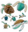 Jolee's Boutique Stickers-Sea Turtles