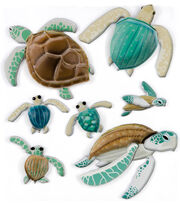Jolee's Boutique Stickers-Sea Turtles, , hi-res
