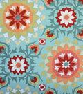 Solarium Outdoor Fabric 54\u0022-Cynfael Sea