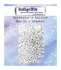 IndigoBlu Cling Mounted Stamp 3.5\u0022X4\u0022-Collector\u0027s Edition No. 10-Crackle