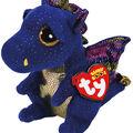 Ty Beanie Boos Plush Saffire Dragon