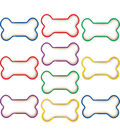 Dog Bones Accents 30/pk, Set Of 6 Packs