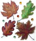 Jolee\u0027s Boutique Dimensional Stickers-Vellum Leaves
