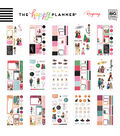 The Happy Planner x RongRong Value Pack Stickers-Seasonal