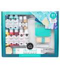 American Crafts Color Pour Pre-mixed Pour Art Value Kit