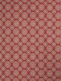 Home Decor 8x8 Fabric Swatch-Jaclyn Smith Apparent Redbud