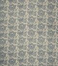 Home Decor 8\u0022x8\u0022 Fabric Swatch-French General Camilla Indigo
