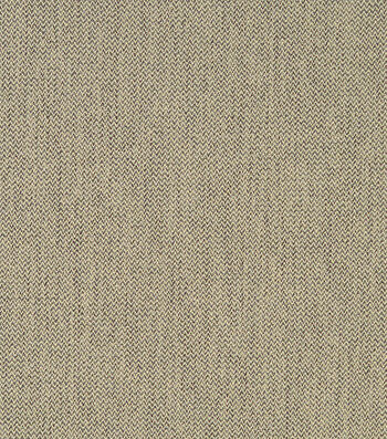 """Crypton Upholstery Fabric 54""""-Herringbone-Chickadee"""
