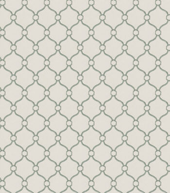 "Eaton Square Lightweight Decor Fabric 53""-Text Book/Spa"