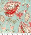 Dena Designs Multi-Purpose Decor Fabric 54\u0022-Flamingo Frolic Bellini