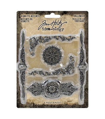 Tim Holtz Idea-ology Halloween-Vignette Accents