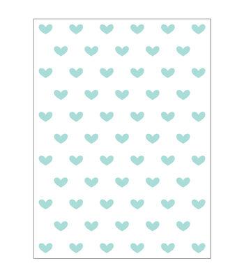 Park Lane A2 Embossing Folder-Mini Hearts