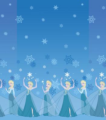 "Disney® Frozen Mock Smock Fabric 21""-Elsa"