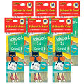 Pete the Cat Bookmarks, 36 Per Pack, 6 Packs