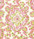 Keepsake Calico Cotton Fabric 43\u0022-Feminine Packed Ditsy Floral
