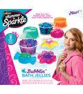 Cra-Z-Art Shimmer \u0027n Sparkle Bubblin\u0027 Bath Jellies Kit